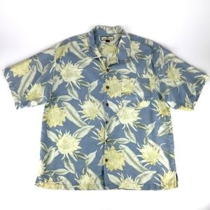 Tommy Bahama Hawaiian Camp Button Down Men's XL